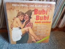 Various  – Bubi Bubi Noch Einmal (Album) (Clubauflage)