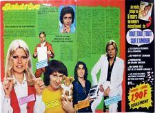 KAREN CHERYL_GUY BONNARDOT_JENNIFER => coupure de presse 2 pages 1977_CLIPPING