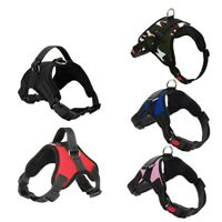 Adjustable Dog Harness Puppy Pet Dogs Vest Car Running Small Medium Large 5color