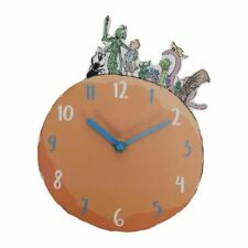 Roald Dahl James and the Giant Peach Mantel Clock - Boxed Childrens Room