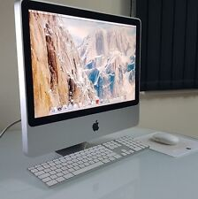 "APPLE iMAC 20"" DESKTOP PC ALL IN ONE A1224 MINT CONDITION 250GB"