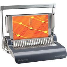 Fellowes Quasar 500 Plastic Comb Binding Machine - 5627701 Binder -  Brand New