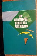 The Fundamental Beliefs of a Pure Muslim -WAMY Book Series-17