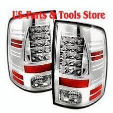 Dodge Ram LED Rückleuchten 2009 2010  2013 2015 CHROM Klarglas 2012 09 16 2014