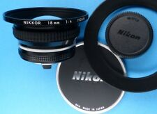 Nikon Nikkor 18 mm 1:4 AI-Excellent état!