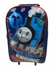 Thomas The Tank Engine Basic Wheeled Children's Bag 40 Cm Blue