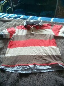 BOYS SHORT SLEEVE TOP - AGE 6 - FROM NEXT