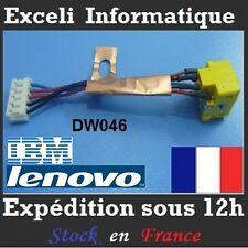 Connecteur alimentation dc power jack dw046 IBM Lenovo Thinkpad T61 T60