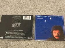 BURTON CUMMINGS - Plus Signs 1990 CD Capitol Records CANADA c2-93938 VG 11 track