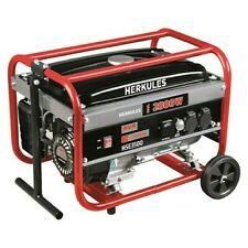 Herkules Stromerzeuger HSE 3500 Stromaggregat Stromerzeuger Benzin-Generator geb