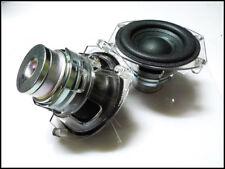 "1PCS 3"" Inch 4ohm 4Ω 4R 30W Bass speaker unit Woofer Audio Loudspeaker For JBL"