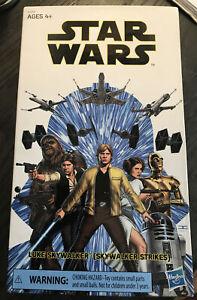 Hasbro Star Wars Luke Skywalker 6 inch Action Figure - E5291