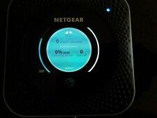ORIGINAL NETGEAR HOTSPOT WIFI ROUTER NIGHTHAWK MR1100---NICE---ONLY 214$--AT&T
