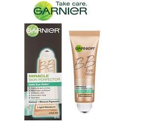 Garnier BB Under Eye Tinted Roll-on Light / Medium - Anti Dark Circles - 8ml