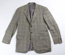 Luciano Barbera 100% Cashmere Blazer Jacket EU 52 US 42 Italy