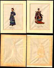 Artist CHARLES DYCE c1830s Album-page ORIENTAL Artworks