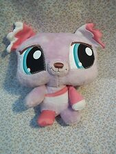 LPS Large PLUSH Littlest Pet Shop ** WACKIEST DOG **