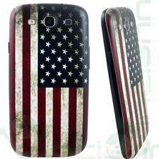 Cover copri batteria BANDIERA AMERICANA per Samsung Galaxy S3 i9300 U.S.A. stars