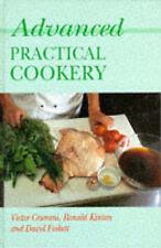 Advanced Practical Cookery, Good Condition Book, Victor Ceserani, David Foskett,