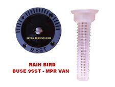 Buse 9 SST Bande Rectangle Arroseur Tuyère Uni Spray Rain Bird Arrosage