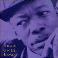 JOHN LEE HOOKER The Best Of CD BRAND NEW Blues