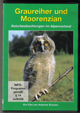 Graureiher Und Moorenzian - Naturbeobachtungen Im Alpenvorland (Andreas Schulze)