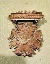 1921 ~ McSHERRYSTOWN, PA ~ ST. MARYS SCHOOL ~ 10K GOLD MEDAL ~ ADAMS COUNTY