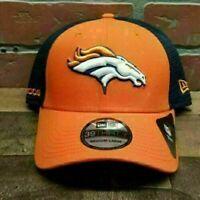 Men's New Era 39Thirty Denver Broncos NFL Flex Fit Cap Sz M/L