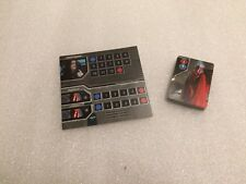 Star Wars Epic Duels Replacement Emperor Royal Guard Complete Deck Card