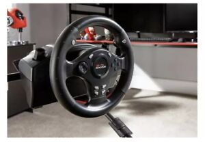 X Rocker XR Steering Wheel for Xbox One, PS4, Switch. Next Day Delivery.