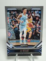 Ja Morant Rookie Card - Mint - Panini Playbook Grizzlies