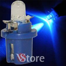 2 LED T5 B8.5D BLU Lampade Luci Lampadine Per Cruscotto e Quadro Strumenti