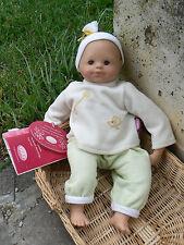 NUOVO Gotz Jody Bebè 0112008 36cm bambolotto vintage handcrafted doll