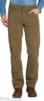 New Mens Wrangler Texas Stretch Regular Fit Zip Fly Straight Jean