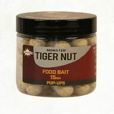 Dynamite Monster Tiger Nut Foodbait Pop Ups 15mm Super Buoyant Pop Up Boilies