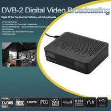 new K3 DVB-T2 Set Top Box Digital H.264 MPEG4 Support 3D USB interface TV BOX HD