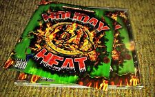 Psychopathic Records Holiday Heat CD Psychopathic Records Sealed Signed Insert