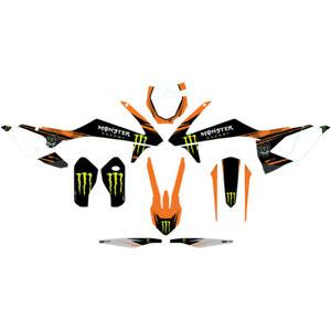 D'Cor Visuals Graphic Kit - Monster - KTM | 20-30-209