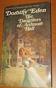 Dorothy Eden Daughters of Ardmore Hall ACE Gothic Romance Harry Barton Cvr Art