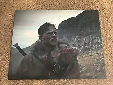 Charlie Hunnam Autographed 11x14 Photo Sons Of Anarchy Kings Arthur Pacific Rim