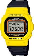 G-Shock DW5600TB Watch - Yellow / Black - New