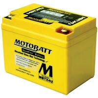Motobatt Battery For Honda SE50 Elite (All) 50cc 1987