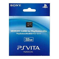 "100% OFFICIAL SONY PS VITA 32GB MEMORY CARD PLAYSTATION PSV NEW ""FREE SHIPPING"""