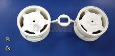 Tamiya 6029 Rear Star-Dish Wheels RC Cars Buggy TT-02B DT-02 DT-03 DF-02 #53086