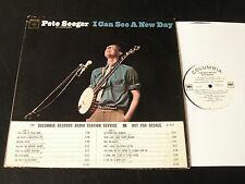 Pete Seeger In Concert - I Can See A New Day - 1965 PROMO LP!