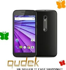 Motorola Moto G 3rd Generation 16GB 4G Unlocked SIM-Free Black !!!