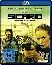 Sicario [Blu-ray] von Villeneuve, Denis | DVD | Zustand sehr gut