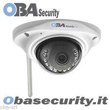 Oba Eco66P SRICAM ip camera H264 2,4 Megapixel Wireless Ir  wifi P2P telecamera