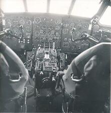 AVIATION CARAVELLE c. 1950 - Poste de Pilotage d'une Caravelle -DIV 5192