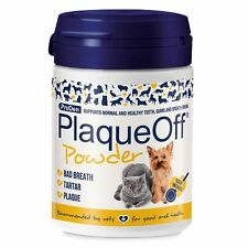 Plaque Off for Dogs & Cats - 100% All Natural Product - 60g